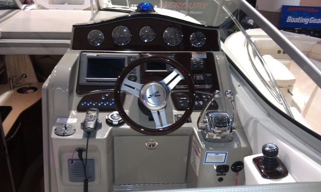 SeaRay33-Controls