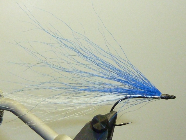 Argentine Blonde Bucktail