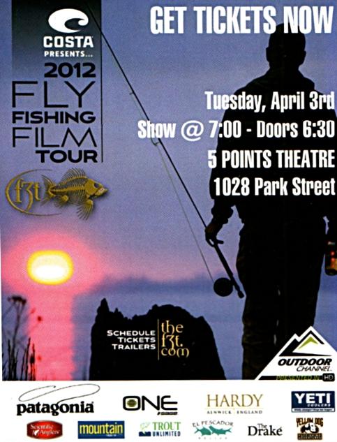 Film Tour Poster